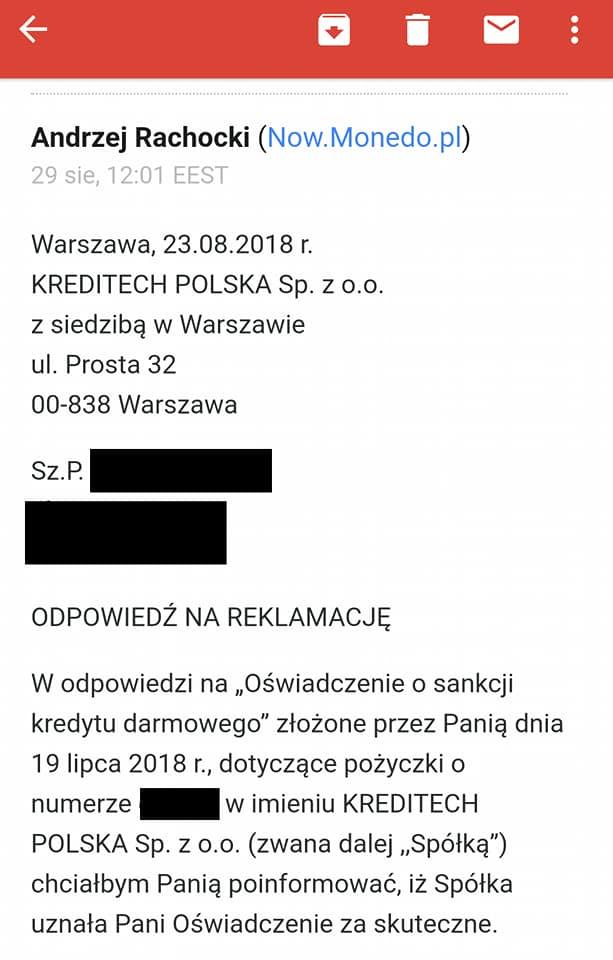 Monedo Now i zaoszczędzone 8000 zł