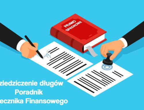 Dziedziczenie długów – poradnik Rzecznika Finansowego